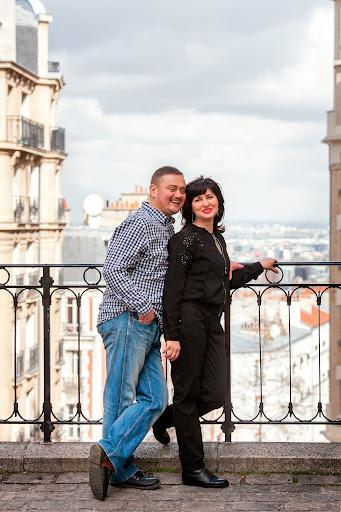 Андрій Кокотюха з дружиною