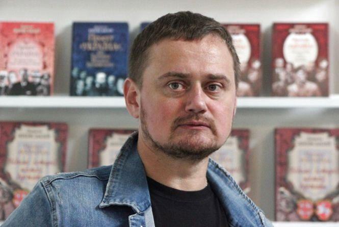 Письменник Андрій Кокотюха - біографія, фото