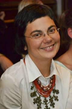 Христина Лукащук