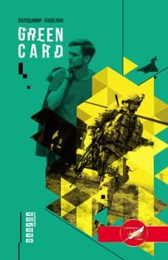 «Green Card» Володимир Кошелюк