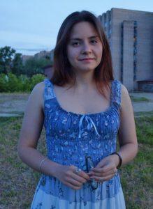 Анастасія Шевердіна