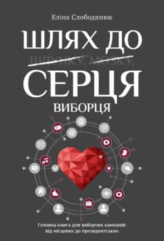 «Шлях до серця виборця» Еліна Петрівна Слободянюк