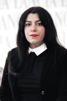 Маржан Сатрапі